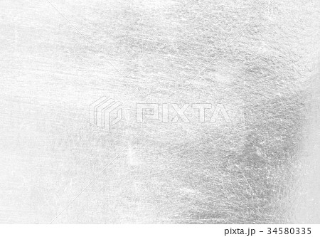 Silver foil texture background 34580335