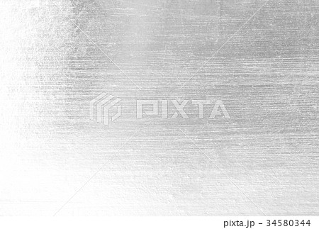 Silver foil texture background 34580344