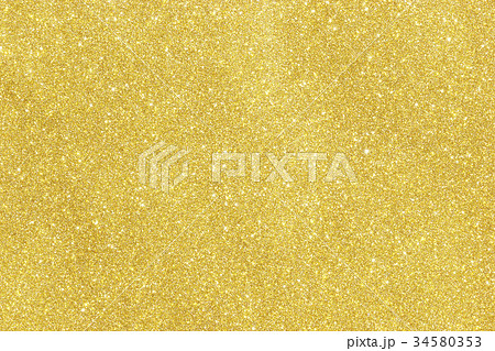 Shiny hot yellow gold foil 34580353