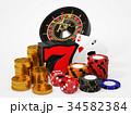 カジノゲームのイメージ 34582384
