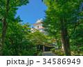 久保田城 城 櫓の写真 34586949
