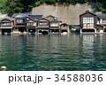 舟屋 伊根町 伊根の舟屋の写真 34588036