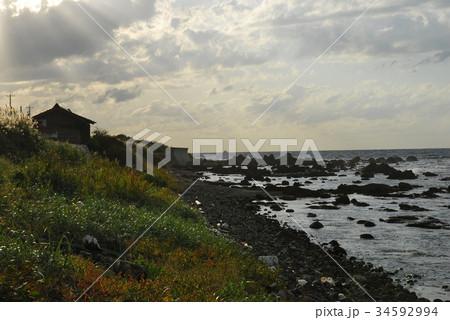 日本の海岸 34592994