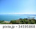 亀老山展望台 34595868