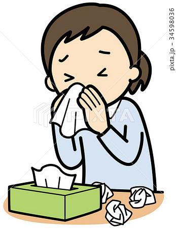 アレルギー 34598036