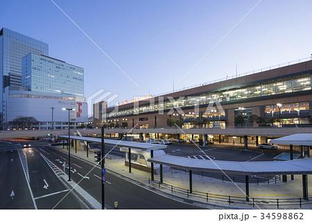 東北地方最大のターミナル駅JR仙...