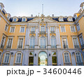 ブリュールのアウグストゥスブルク城と別邸ファルケンルスト 世界遺産 ドイツの写真 34600446
