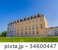 ブリュールのアウグストゥスブルク城と別邸ファルケンルスト 世界遺産 ドイツの写真 34600447