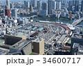 築地 市場 ビル群の写真 34600717