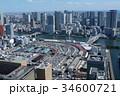 築地 市場 ビル群の写真 34600721