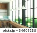 部屋と窓 34609238