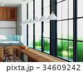 部屋と窓 34609242