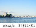海 横浜 横浜港の写真 34611451