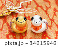 戌年 鶴 水引の写真 34615946