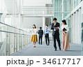 オフィス ビジネス ビジネスマンの写真 34617717