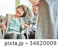 シニア 老人 介護施設の写真 34620009