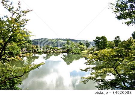 石川県金沢市兼六園の写真 34620088