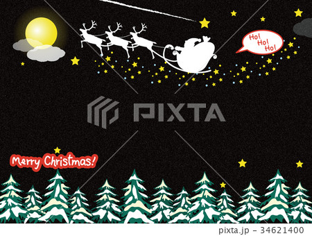 クリスマス/サンタクロース3 34621400