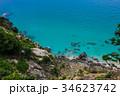 野首海岸 風景 野崎島の写真 34623742