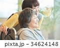 シニア 介護 介護士の写真 34624148