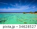 沖縄 海 風景の写真 34628527