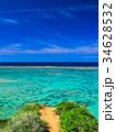沖縄 海 風景の写真 34628532