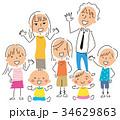 子供たち 34629863