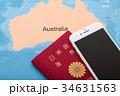 スマホ 地図 海外旅行の写真 34631563