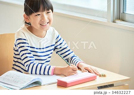 小学生 授業イメージ 34632227