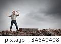 人 男 男の人の写真 34640408