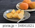 秋の味覚 柿 34641021