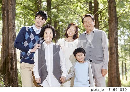 家族 ファミリー 公園 34644050