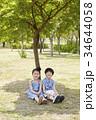 公園 子供 楽しみ 34644058