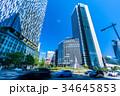 《愛知県》名古屋駅前・都市風景 34645853