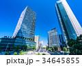 《愛知県》名古屋駅前・都市風景 34645855