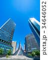《愛知県》名古屋駅前・都市風景 34646052