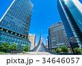 《愛知県》名古屋駅前・都市風景 34646057