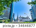 《愛知県》名古屋駅・都市風景 34646877