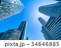 《愛知県》名古屋駅・都市風景 34646885