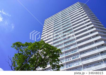 東戸塚の高層マンション 34648015