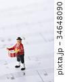 フィギュア 太鼓 小太鼓の写真 34648090