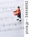 フィギュア 太鼓 小太鼓の写真 34648092