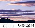 雲 空 夕焼けの写真 34648614