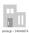 四角い家 34648874