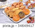 焼き菓子盛り合わせ 秋のイメージ 34649417