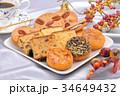 焼き菓子盛り合わせ 秋のイメージ 34649432