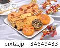 焼き菓子盛り合わせ 秋のイメージ 34649433