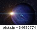 Solar System - Neptune. 34650774