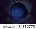 Solar System - Neptune. 34650775