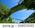 ループ橋 橋 雷電廿六木橋の写真 34653595